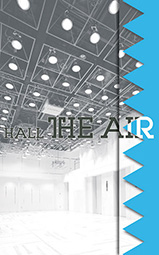 HALL『THE AIR』